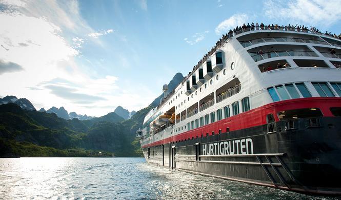 Rolls-Royce diseñará dos barcos para la naviera Hurtigruten