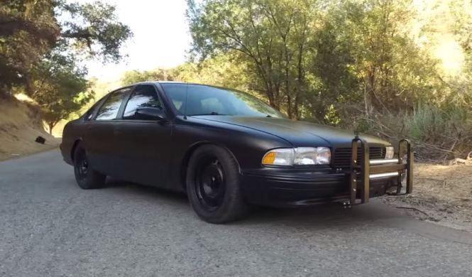 Vídeo: este es el Chevrolet Caprice de Icon