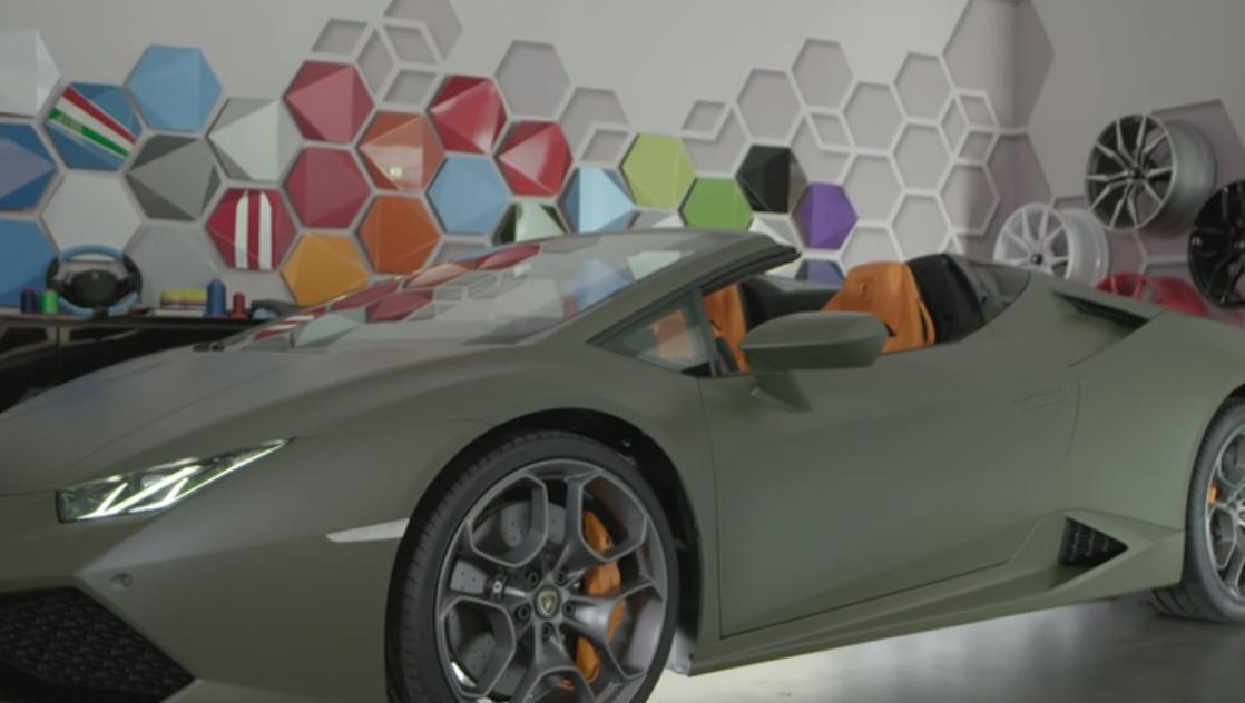 Lamborghini Huracán Spyder AdPersonam: ¡formen filas!