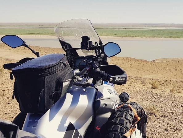 Una empresa española mide las sensaciones de viajar en moto