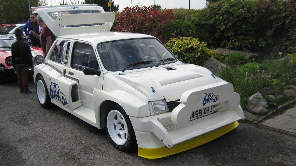 MG Metro 6R4 Colin McRae