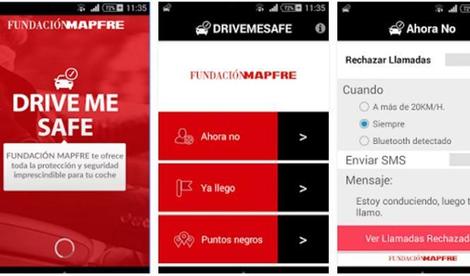 La app que rechaza llamadas al volante y dice 'Ya llego'