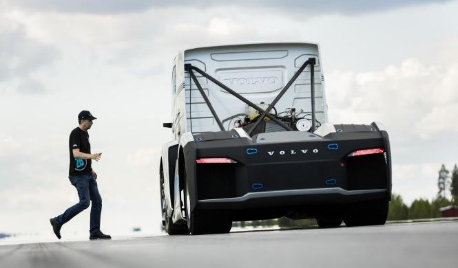 Vídeo: ¿tiene Volvo el camión más rápido del mundo?