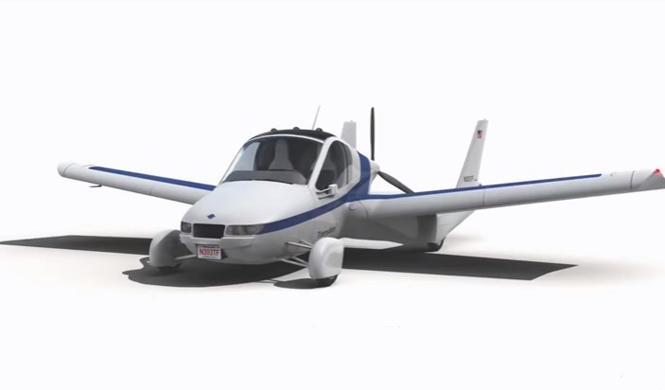 ¡Flipa! Airbus quiere construir taxis voladores