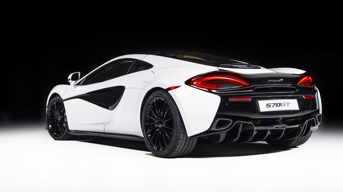 McLaren 570GT MSO Concept
