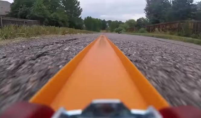 ¡Alucina! El vídeo de Hot Wheels más molón del mundo
