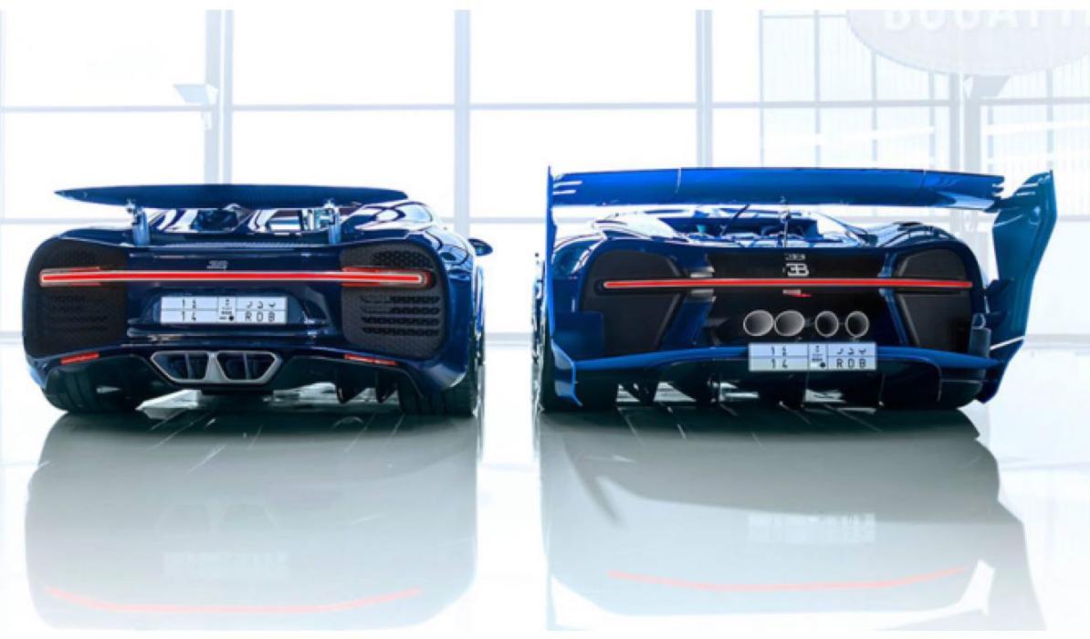 El Bugatti Vision Gran Turismo Concept ya tiene dueño
