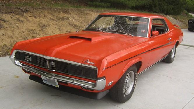 Mercury Cougar Eliminator venta