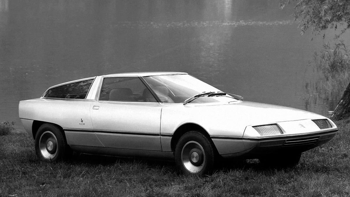 Citroën GS Camargue