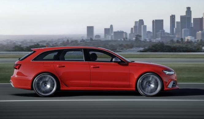 Audi RS6 Allroad: podría llegar en 2017