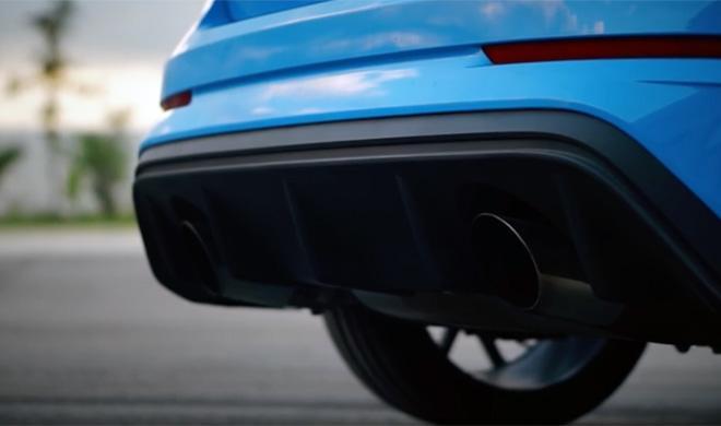 ¡Disfruta! Así es el sonido del motor del Ford Focus RS