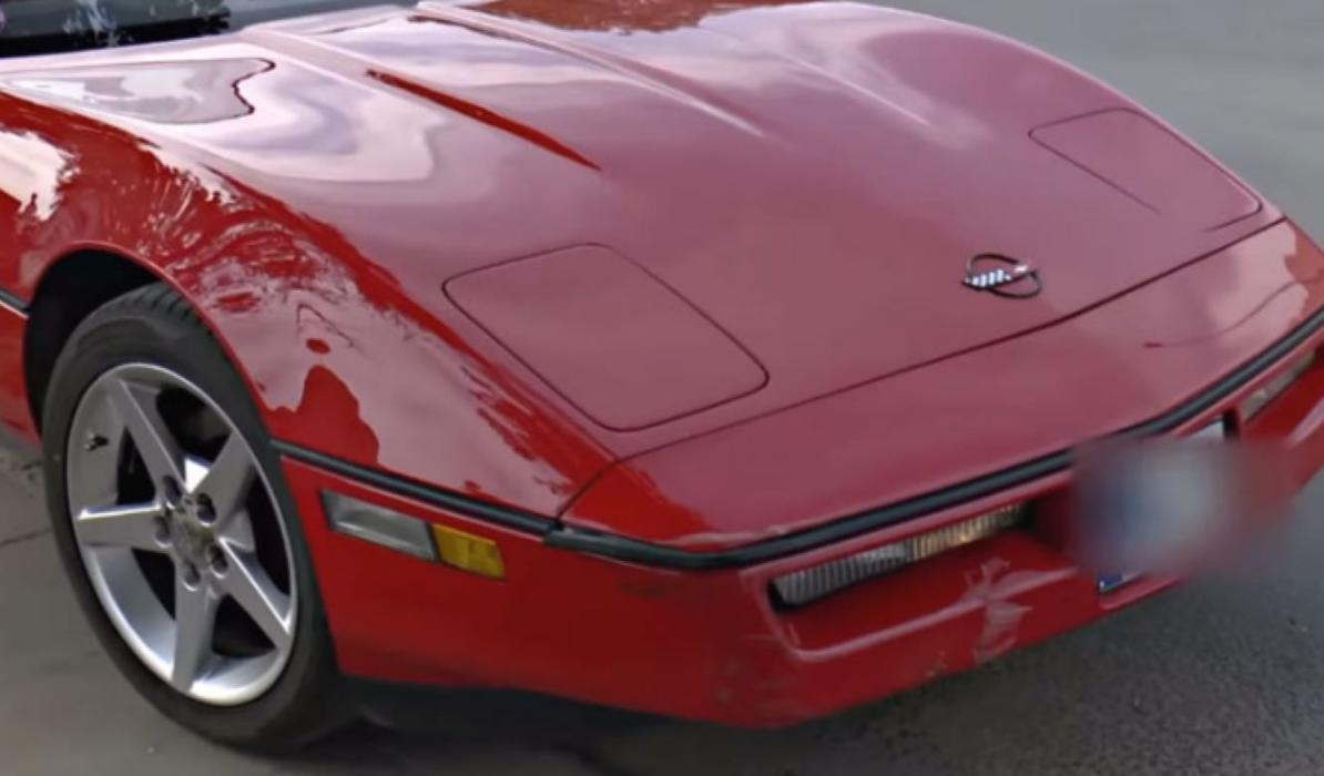 Vídeo: cuando tu Corvette se te va de las manos