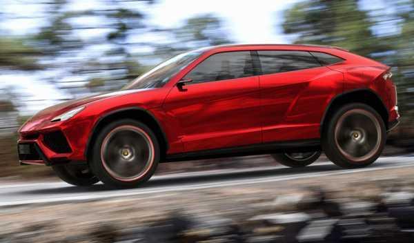 Lamborghini Urus 6x6: no lo has visto todo...