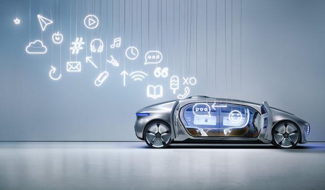 Los Mercedes del futuro podrían ser asistentes personales