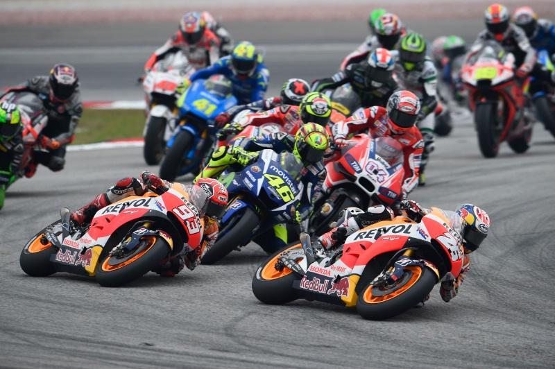 MotoGP 2017: Vodafone emitirá las motos y la F1 en 2017