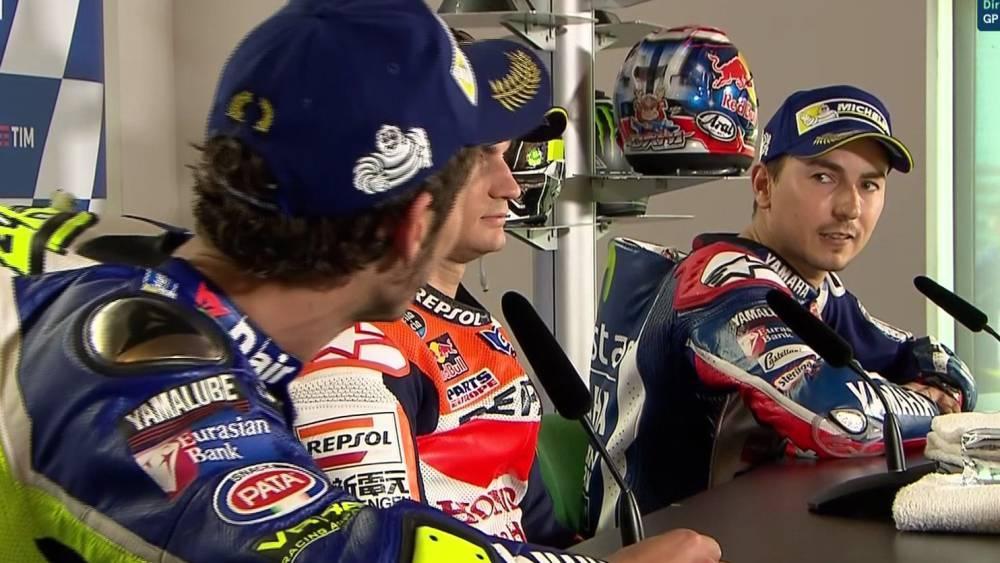 La tensión entre Rossi y Lorenzo explota en Misano