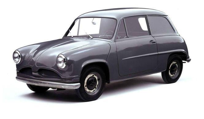 Así pudo Volkswagen 'inventar' el Mini