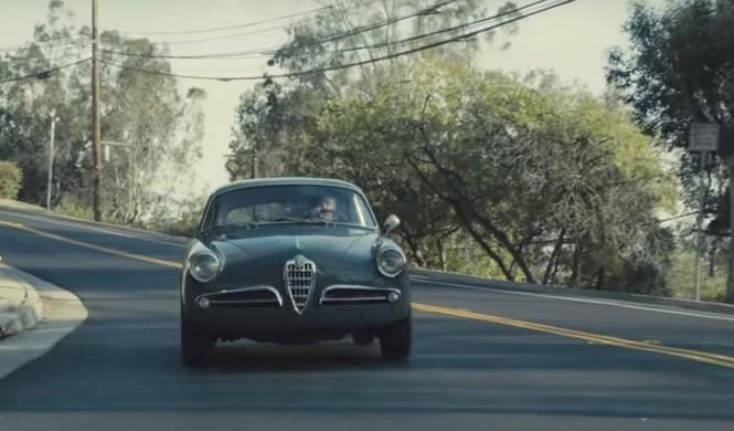 Vídeo: El Alfa Romeo Giulietta Sprint en todo su esplendor