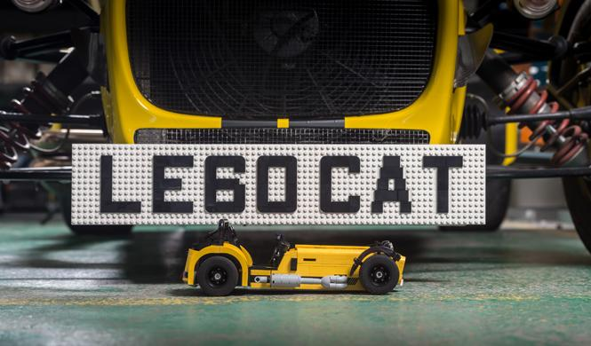 caterham 620R lego definitivo
