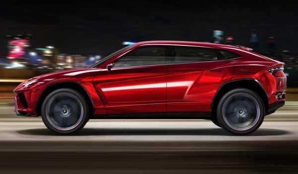 La berlina de Lamborghini depende del Urus