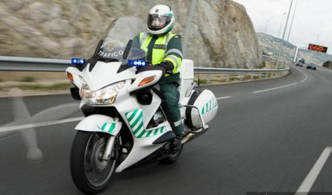No hay radares en las motos de la Guardia Civil (por ahora)