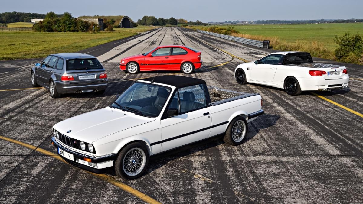 Prototipos BMW M3