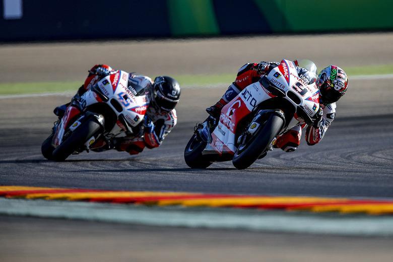 Guerra abierta en el Pramac Racing por una Ducati GP17