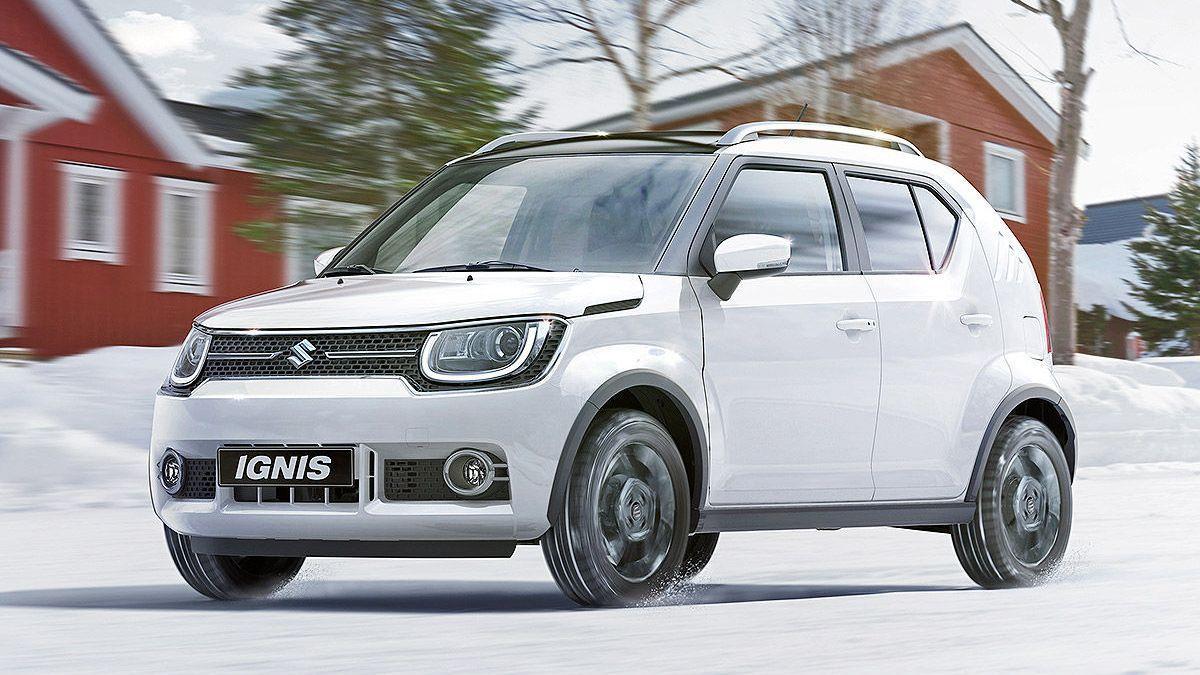 Suzuki Ignis Crossver