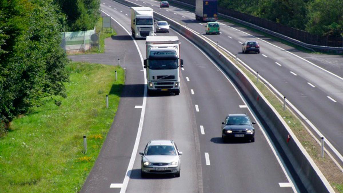 Carreteras sin límite de velocidad: autopistas alemanas