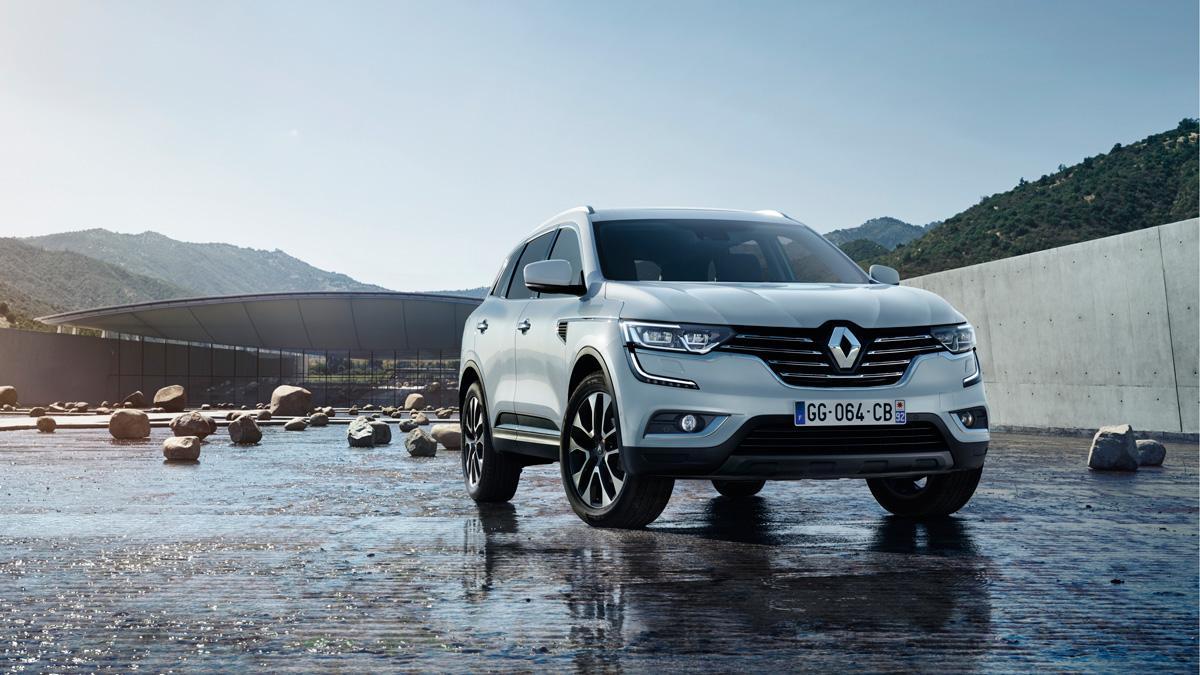 nuevo Renault Koleos 2017