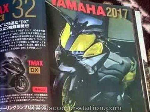 Yamaha TMax 2017: dos nuevas versiones para seguir reinando
