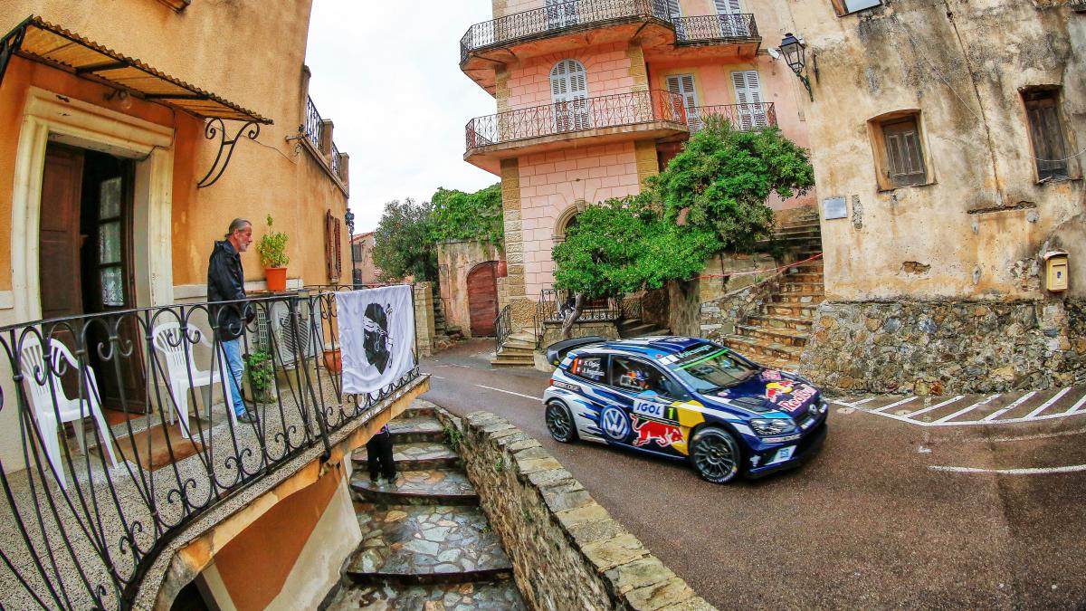 WRC 2016, Rally de Córcega: Ogier, a las puertas del título