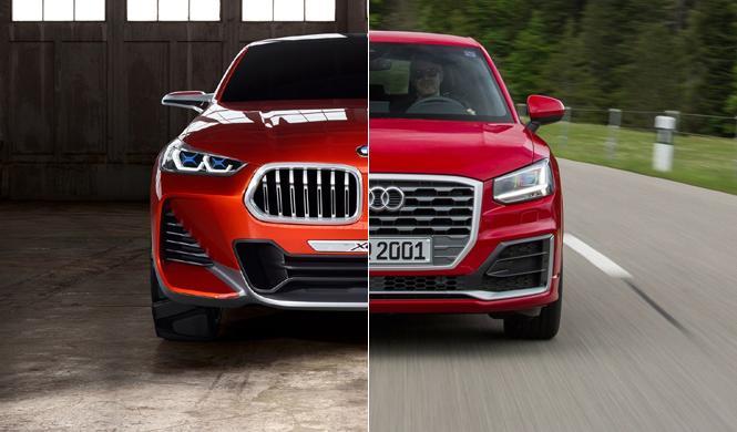 ¿Cuál es mejor, BMW X2 o Audi Q2?