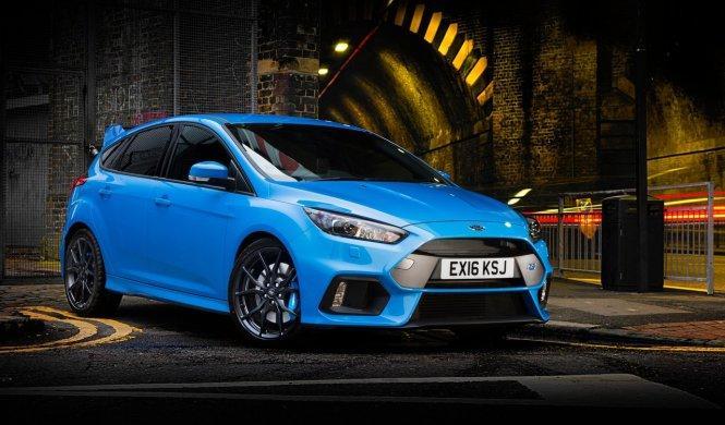 Doble llamada a taller para el Ford Focus RS