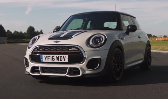 Vídeo: Mini John Cooper Works Challenge, el más radical