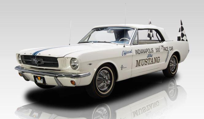 A la venta el Ford Mustang más raro del mundo