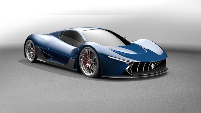 Maserati MC-63