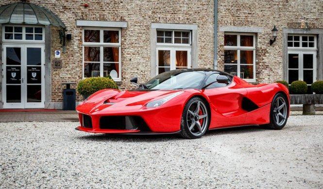 ¿A la venta el Ferrari LaFerrari de Fernando Alonso?