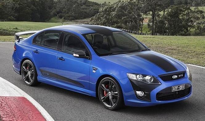 Mejores coches salidos de Australia