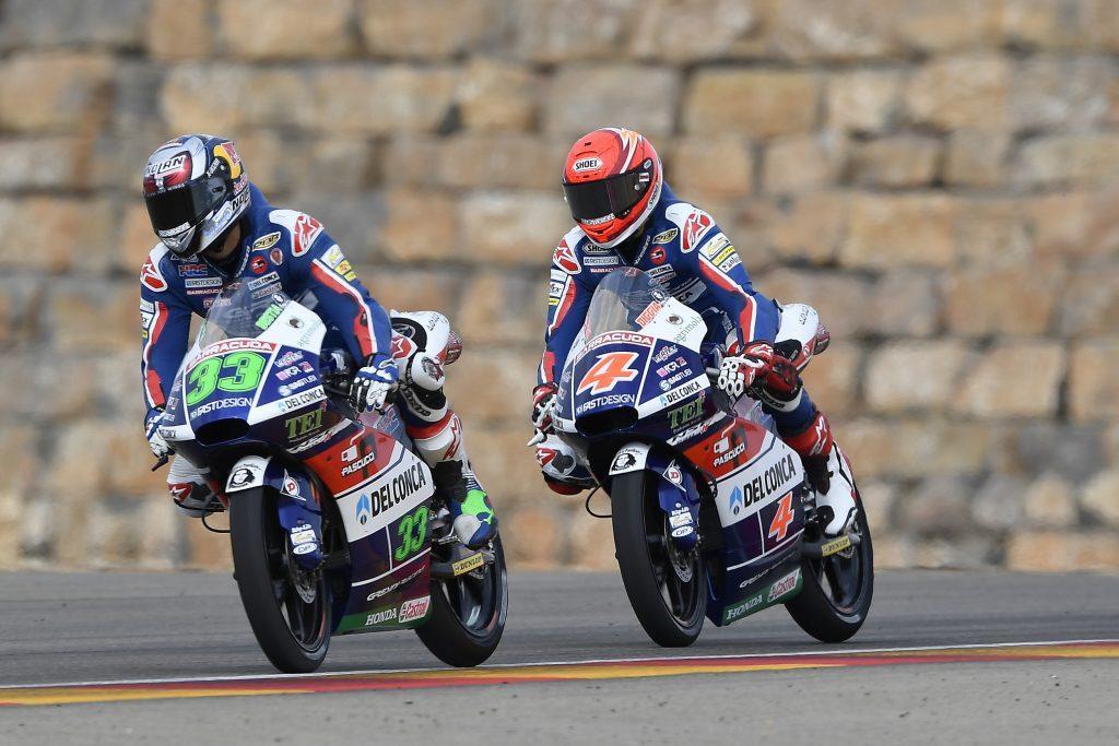 Libres Moto3 Motegi 2016: Bastianini empieza mandando