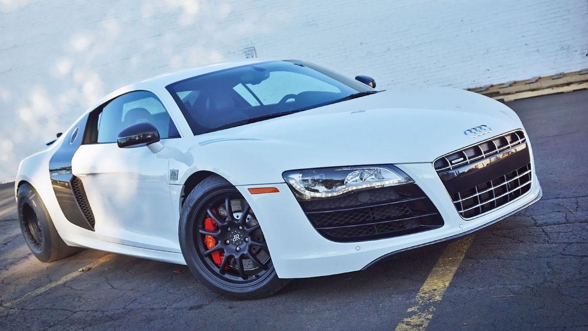 Audi R8 duPont Registry