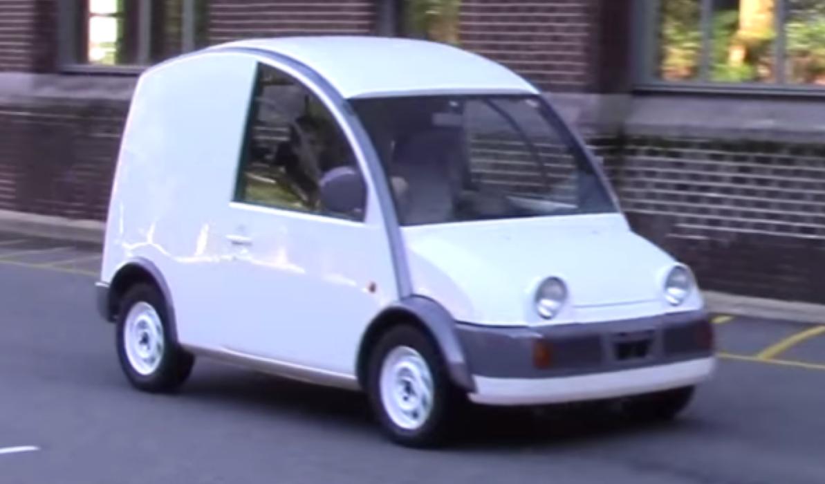 ¿Te parece el coche más feo del mundo?