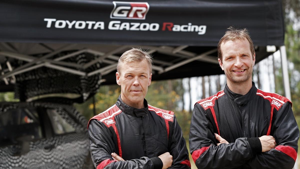 WRC: Toyota anuncia a Juho Hänninen para 2017