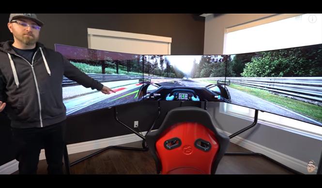 Este simulador de conducción vale lo que un coche: 32.000 €