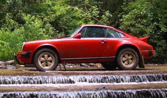 Vídeo: este Porsche 911 Safari te enamorará