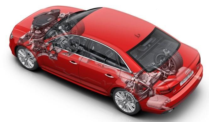 Audi dejaría de fabricar sus propias plataformas