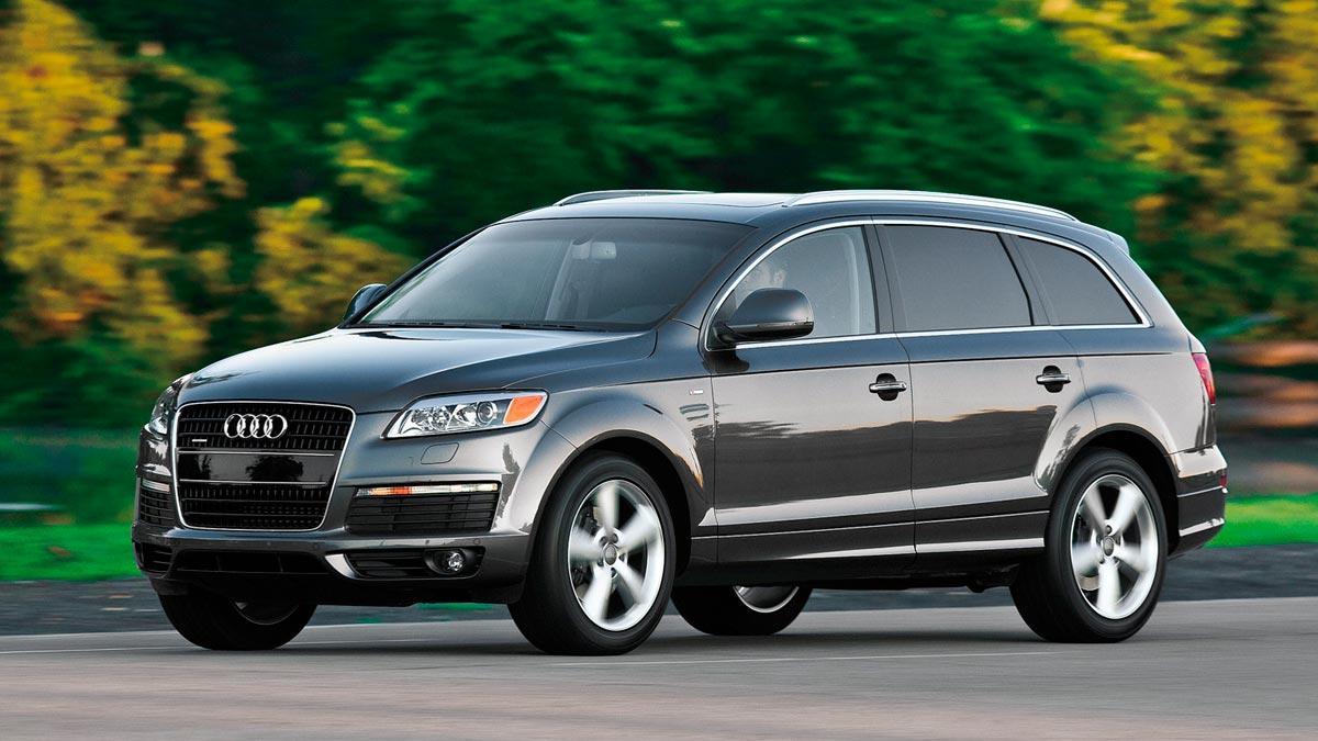 Audi deberá recomprar 25.000 coches en EEUU