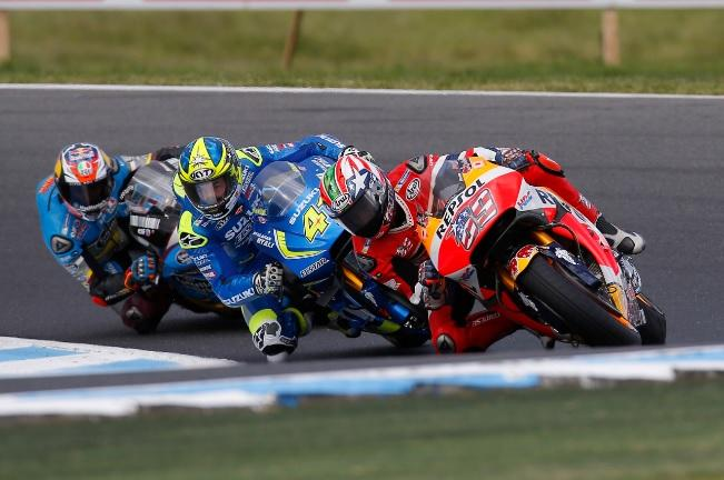 MotoGP: Cómo ver online Australia 2016