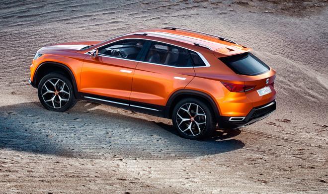 El nuevo Seat Alhambra será un SUV de 7 plazas