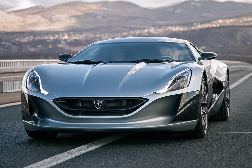 Rimac Concept One. Final de 2016. 1.088 CV y 1.600 Nm. 0 a 200 km/h en 6,2 s. 35